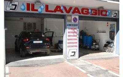 autolavaggio Roma