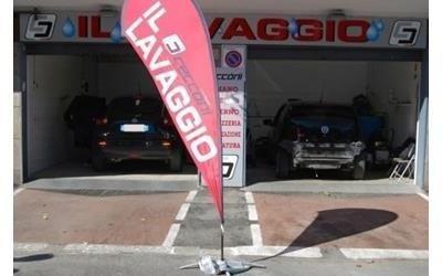 lavaggio auto Roma