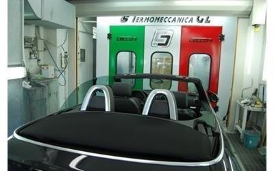 riparazione carrozzeria auto Roma