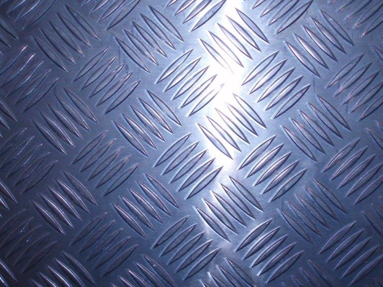 lamiera alluminio