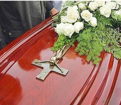 Servizi funebri, funerale, bara, cofano