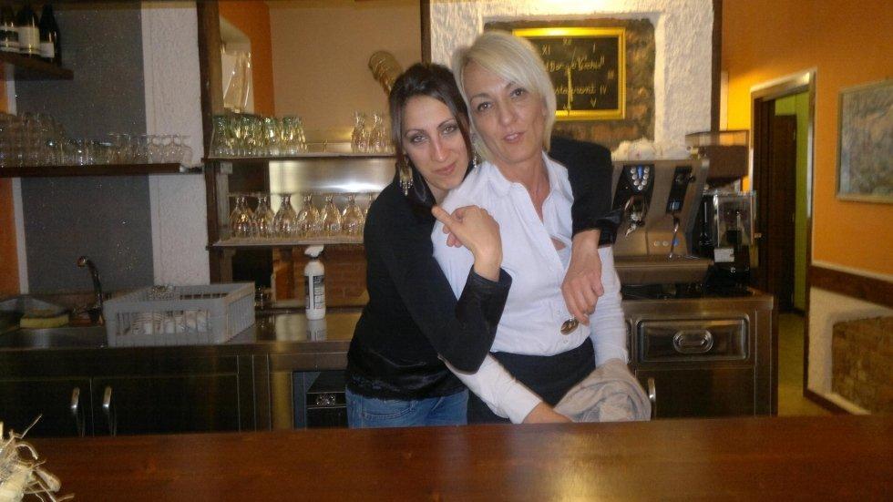 Staff ristorante Borgo Vecchio
