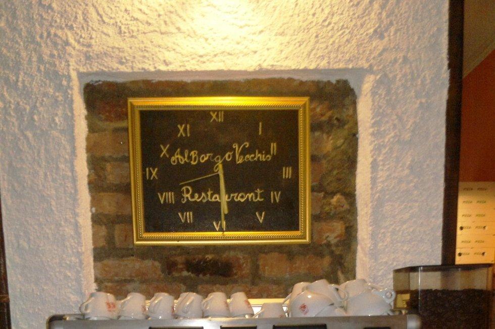 Borgo Vecchio Restaurant