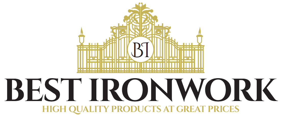 Best Ironwork Company Logo