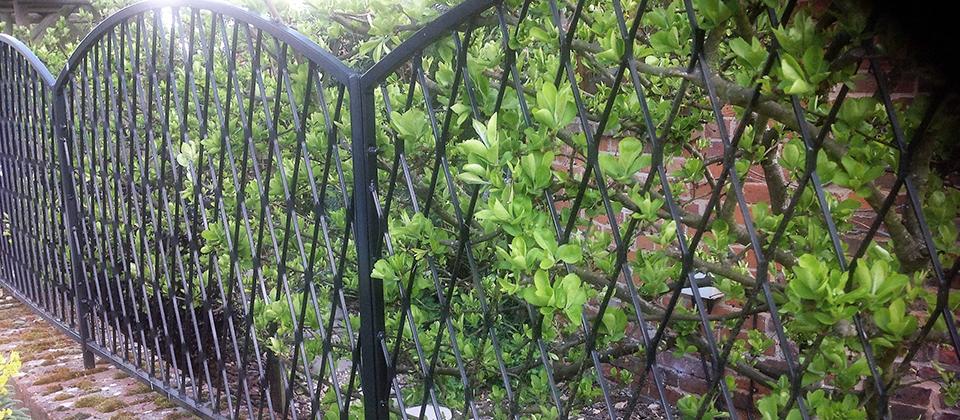decorative railings designed