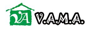 VAMA CASE DI LEGNO - LOGO