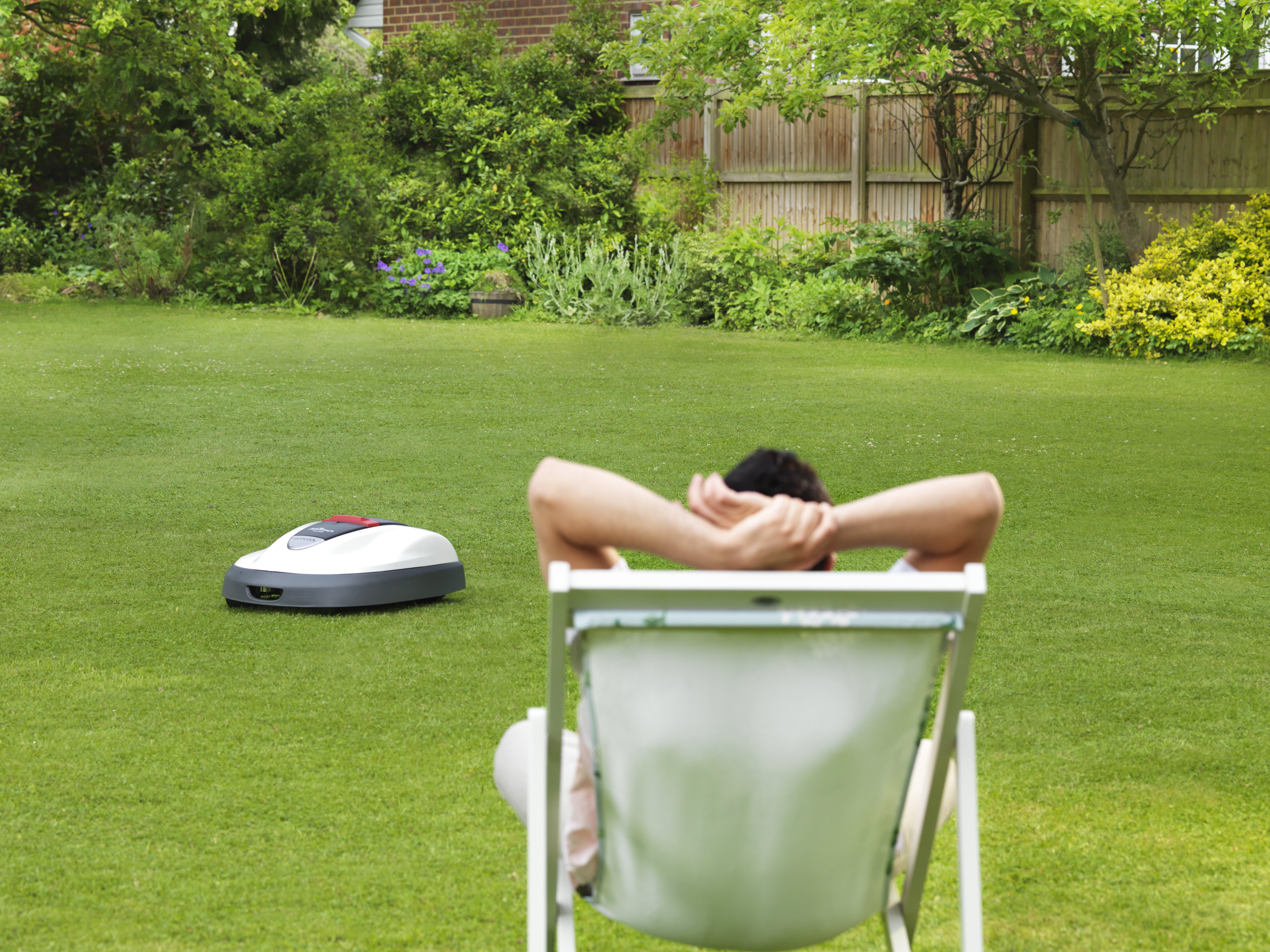 garden maintenance robot