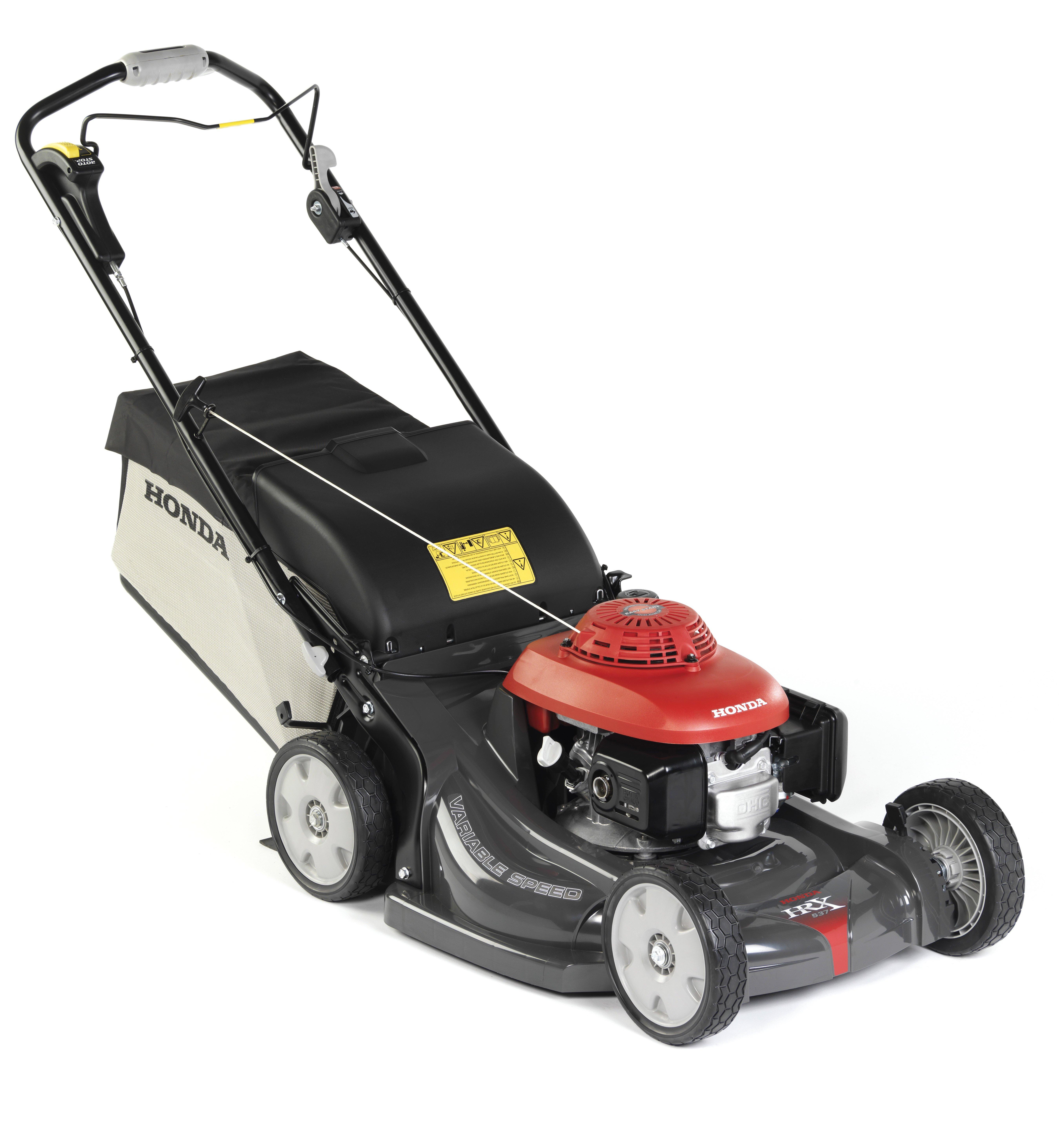 Easy to use garden mower