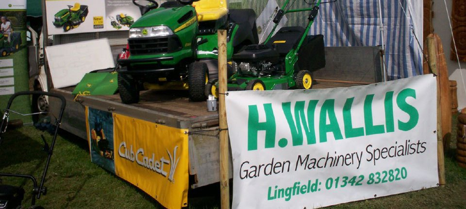 H Wallis Ltd trade show participation