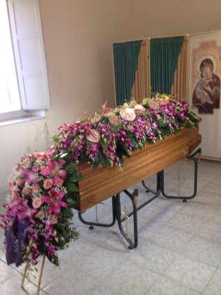 organizzazione della cerimonia funebre