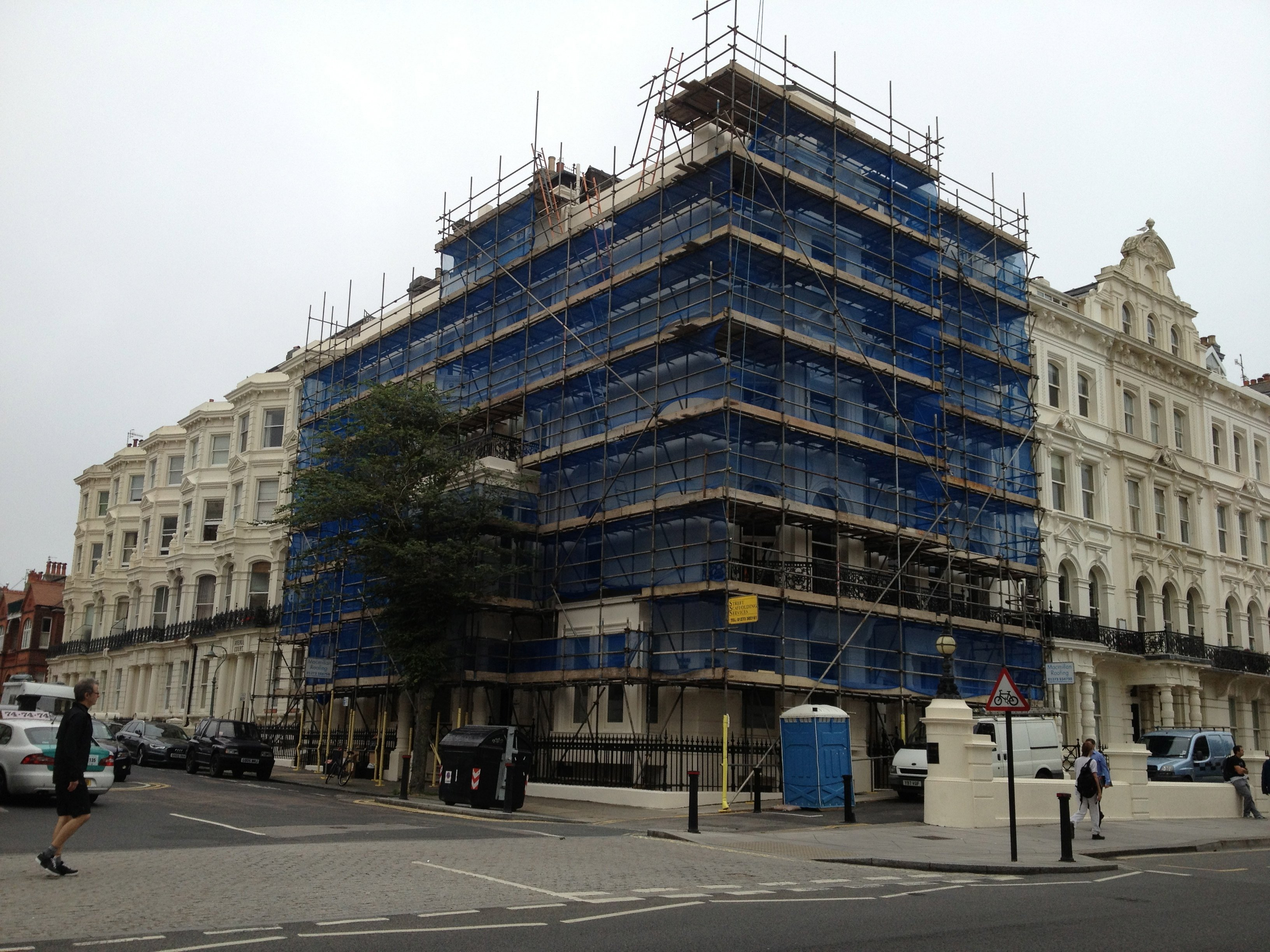 scaffolding removals