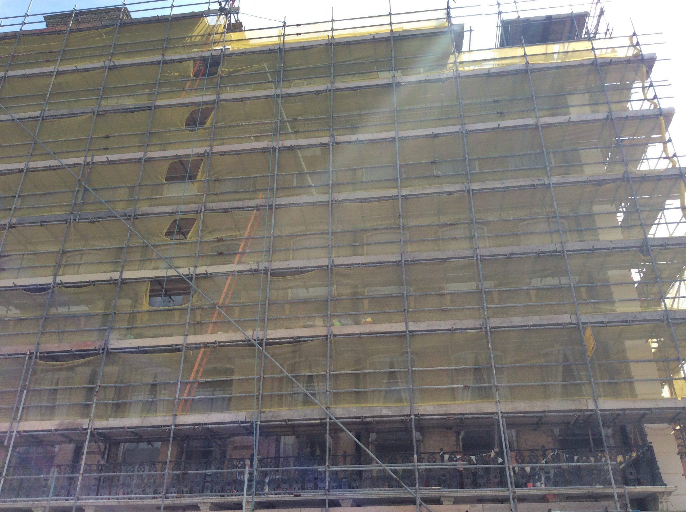scaffold platforms