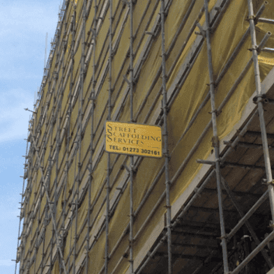 Brighton scaffolding experts