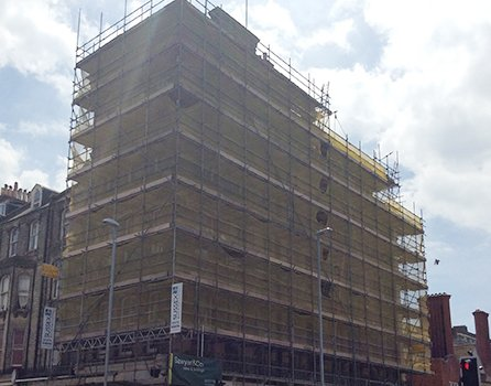 scaffolding experts in brighton