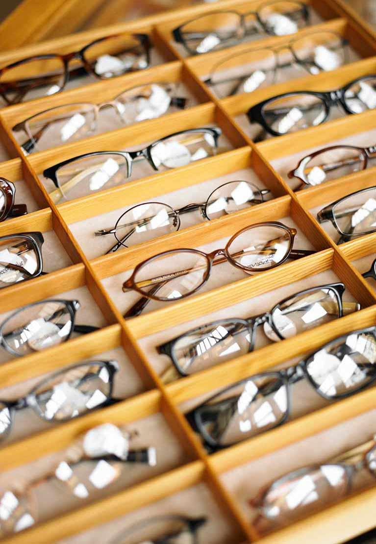 vision optical frames designs
