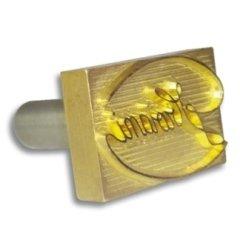 punzone in metallo per pelletteria e calzaturifici anche su vostro disegno, Firenze