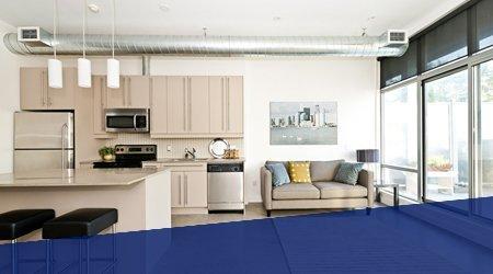 furnished house