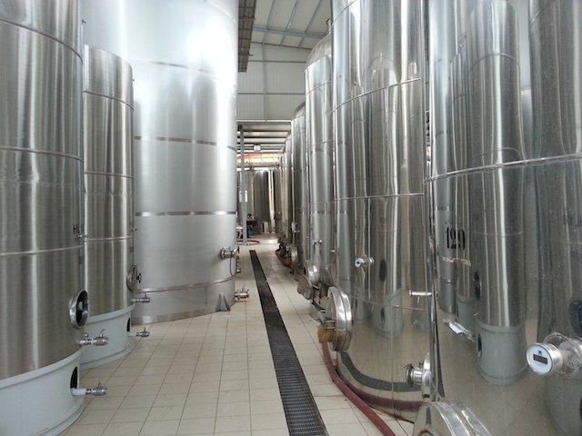 La nuova tecnologia di fermentazione permette di mantenere tutte le proprietà dell'uva