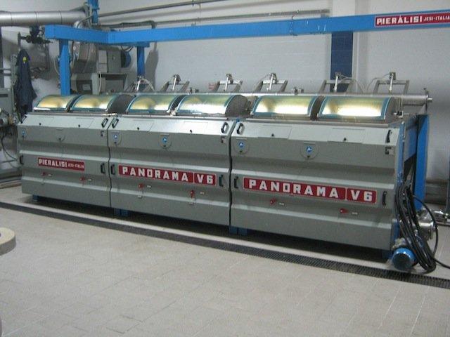 Una successiva fase di centrifugazione separerà le acque di vegetazione dall'olio vero e proprio.
