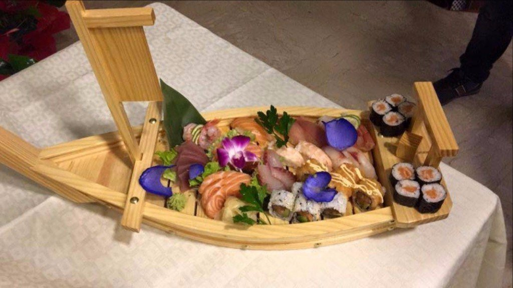 Barca di Maki e Nagiri