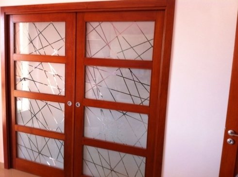 vetro porta