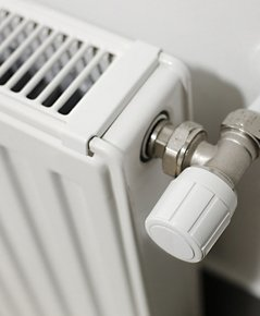 Picture of a radiator