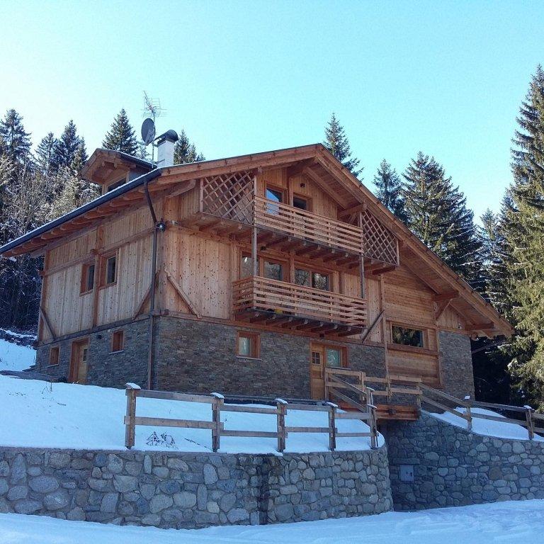 case in legno - Val di Non
