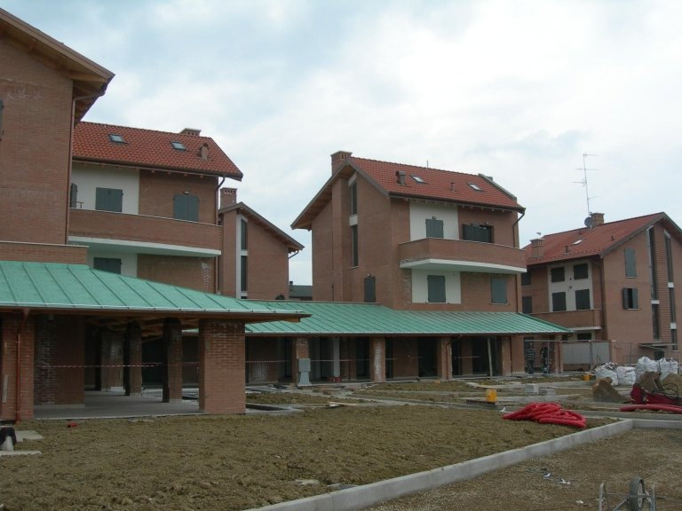 Complesso residenziale - Modena