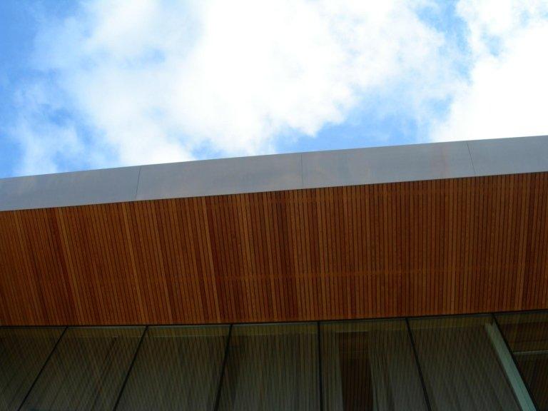 Lattoneria - Il tetto