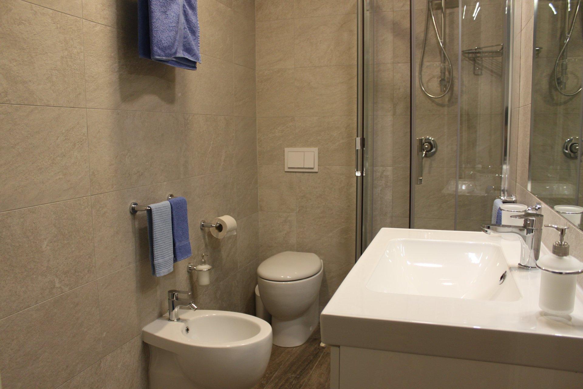 bagno stanza