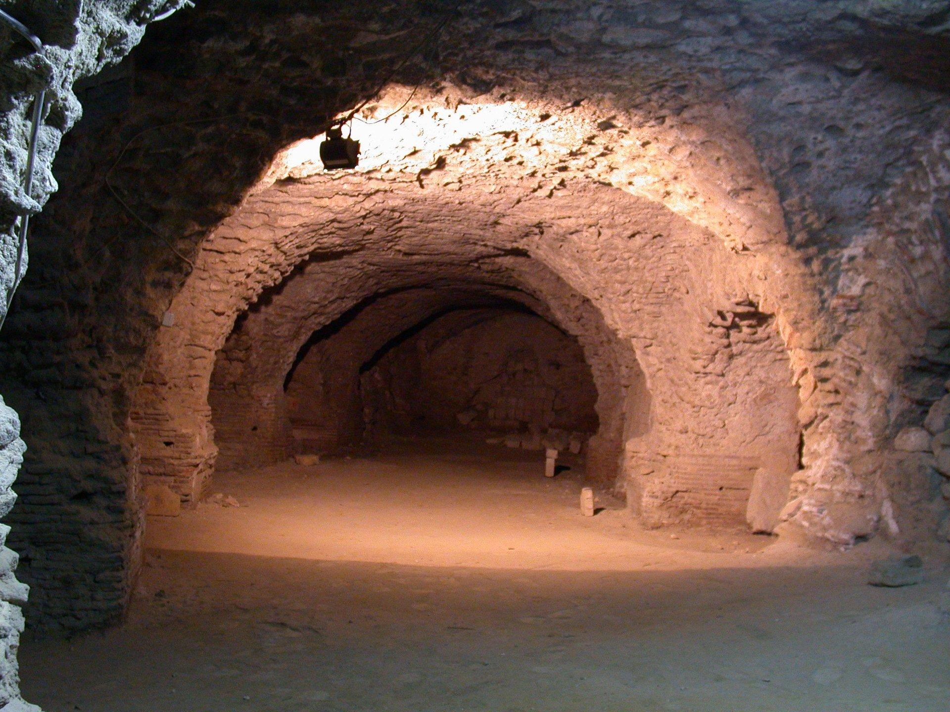 ingresso teatro romano