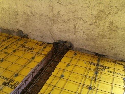 consolidamento pareti, rinforzi pareti, consolidamento murario