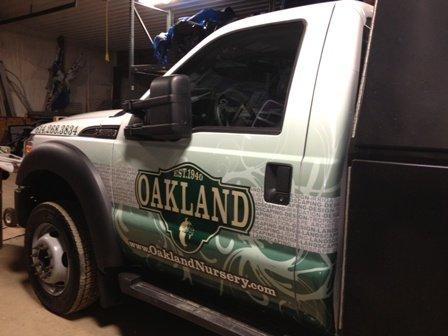 Oakland Nursery Wrap