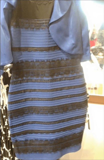 Variations of color, AKA THE dress