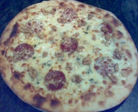 osterie, pizze farcite, pizza margherita