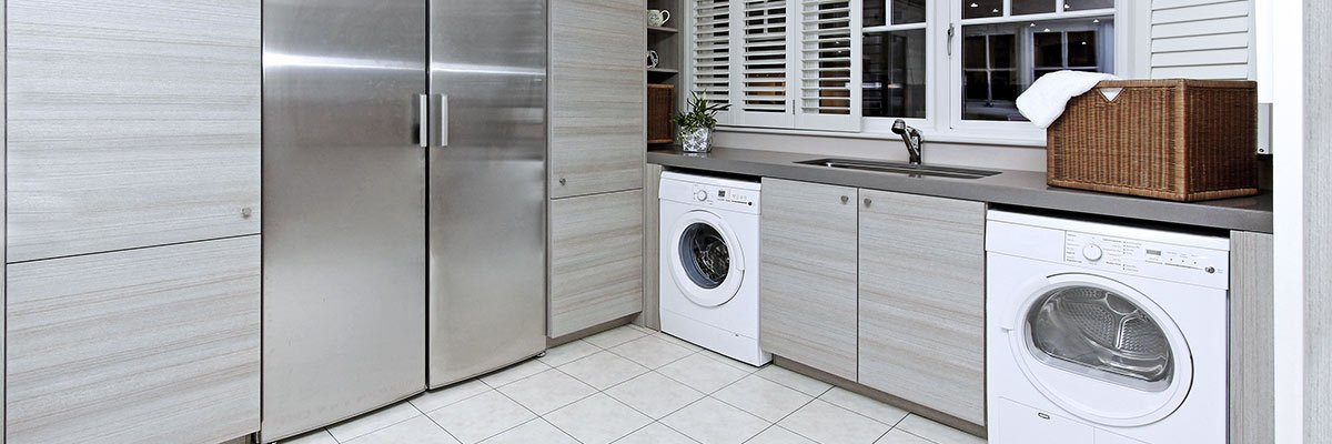 quality budget renovations laundry room