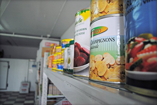 I prodotti per la cucina ad Altamura
