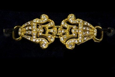 gioiello in oro e brillanti