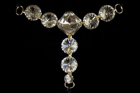 gioiello con diamanti