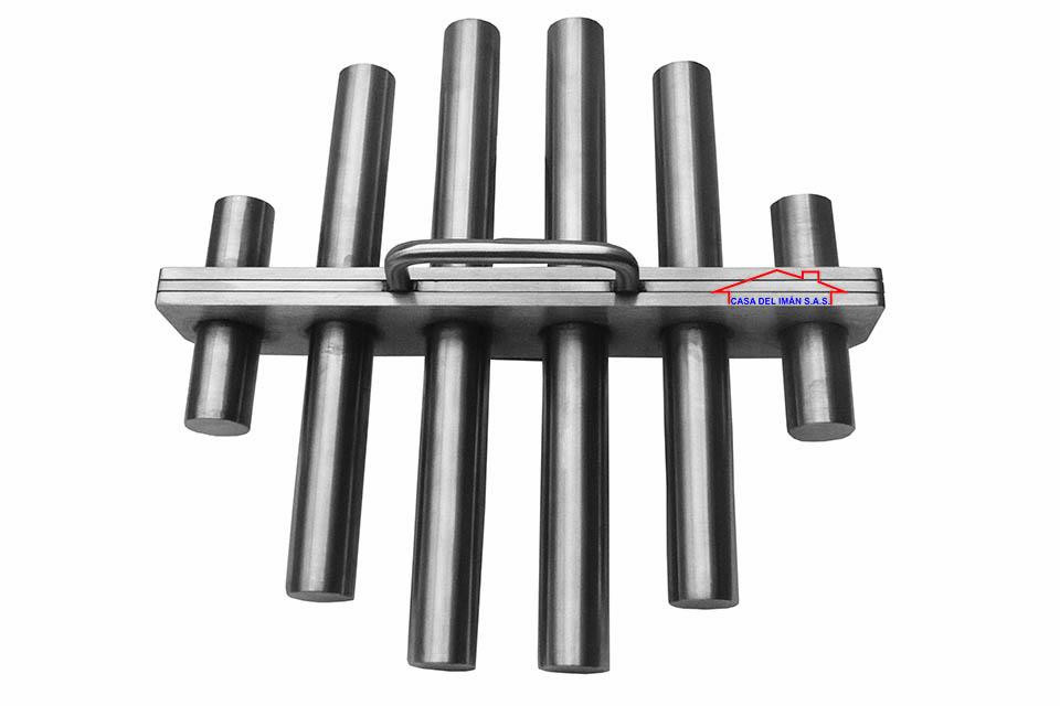Casa del Iman - Rejilla magnética redonda autolimpiante