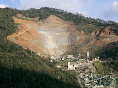 Cava Estrazione Basalto