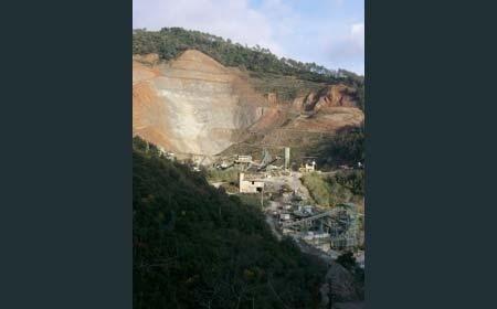 Cava Acquafredda Castiglione Chiavarese (GE)