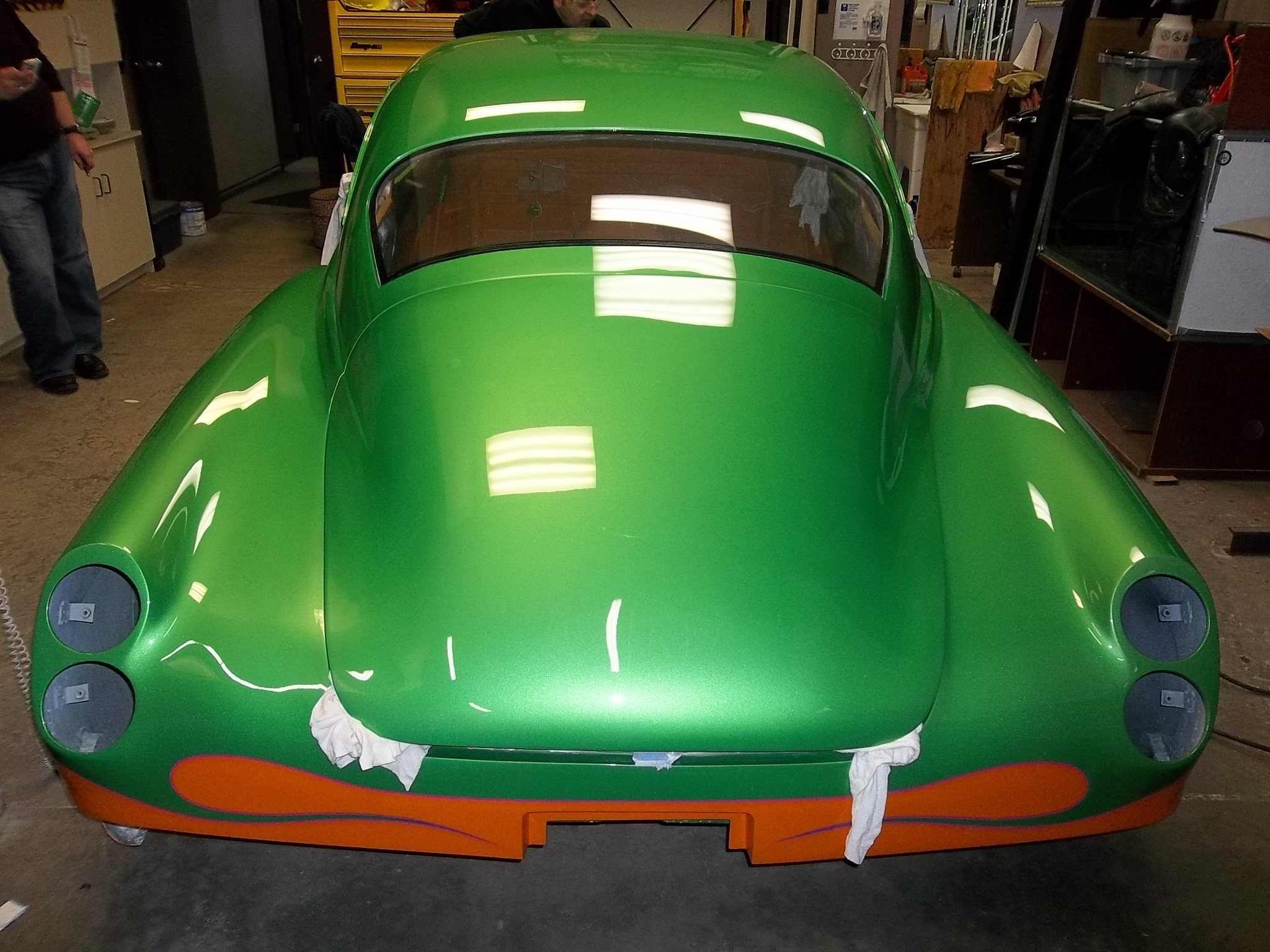 Classic Car Windshield Replacement