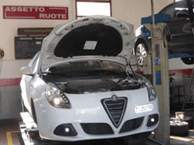 revisione auto soliera