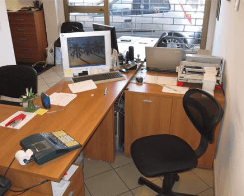 ufficio centro revisione auto soliera