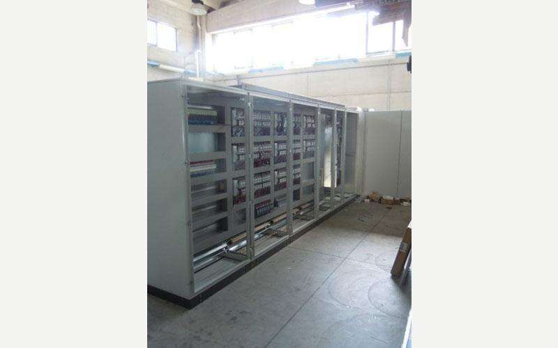 quadri elettrici di distribuzione