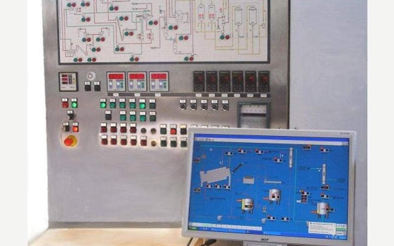 quadro elettrico sistema di controllo