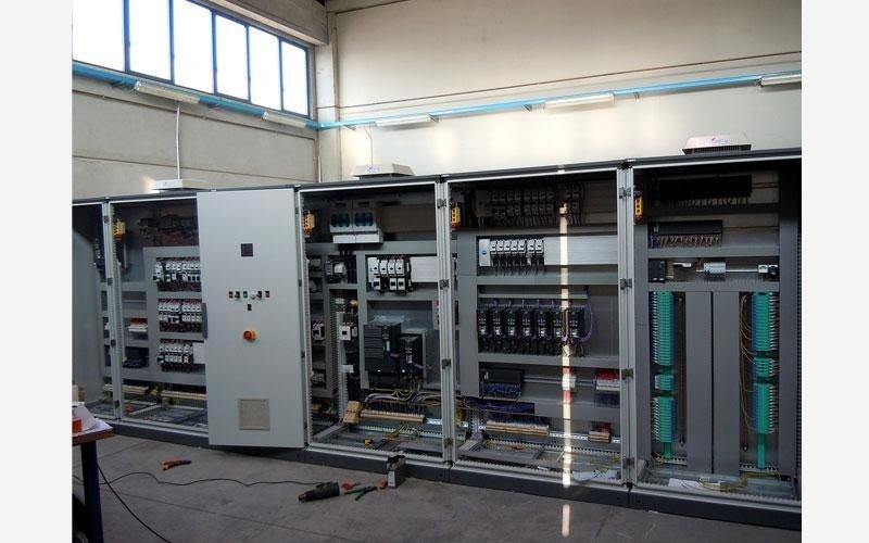 cabina quadro elettrico