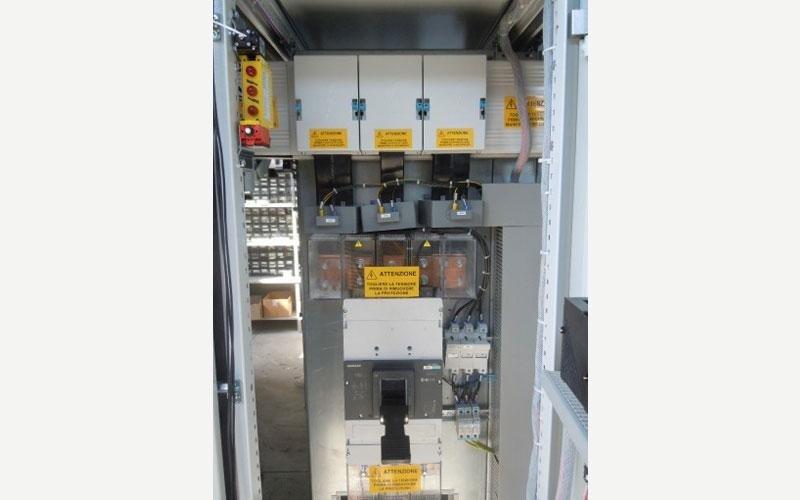 quadri elettrici di energia