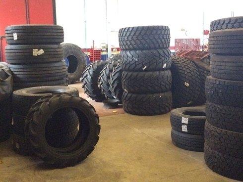 pneumatici per trattori agricoli
